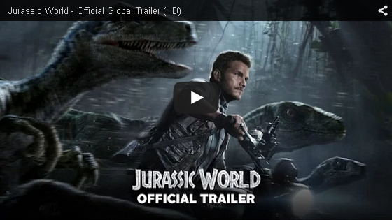 Jurassic World - Official Global Trailer (HD)