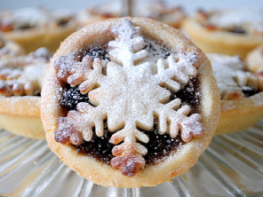 Gluten free mince pies by Torie Jayne