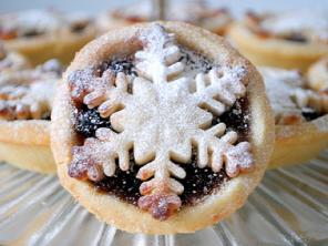 Gluten free mince pies by Torie Jayne
