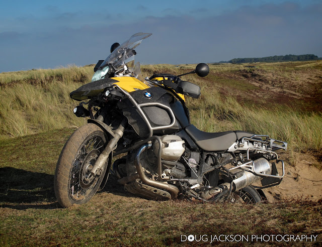 R1200GS ADVENTURE ON THE ISLE OF MAN