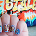 Hip Hop Nails : 1# Wild Style
