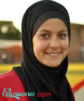 Atlet Cantik Muslim Australia