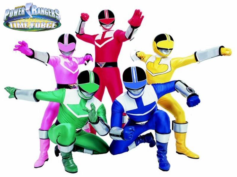 Power Ranger Games Online