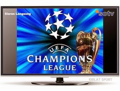 Jadwal Siaran Langsung Liga Champions 2014 SCTV