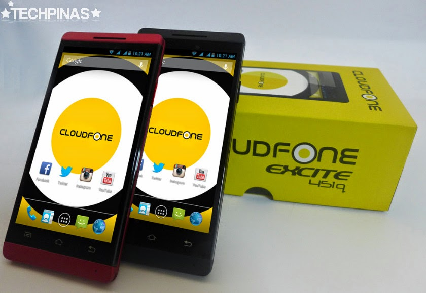 Cloudfone Excite 451q