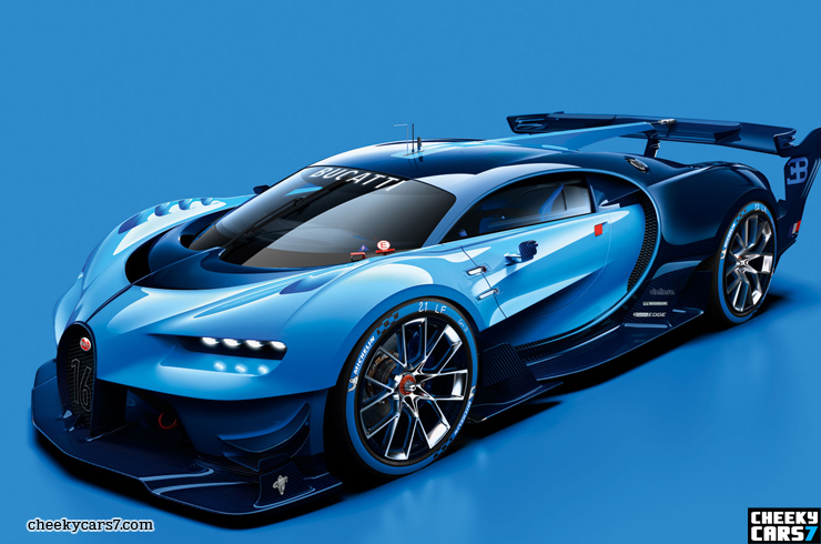 2015 bugatti vision gran turismo concept image pics and. Black Bedroom Furniture Sets. Home Design Ideas