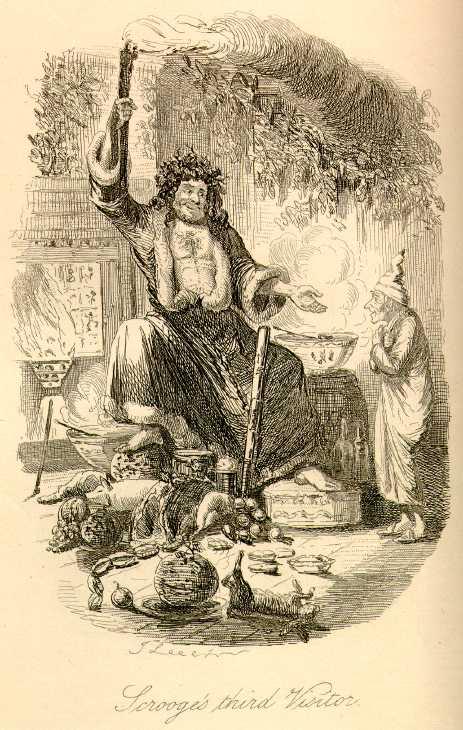 Christmas Joy!: A Christmas Carol: The Ghost of Christmas Present