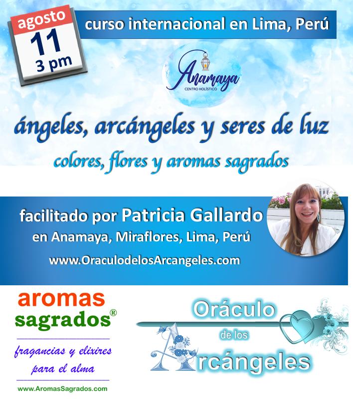 Curso internacional en Lima, Perú