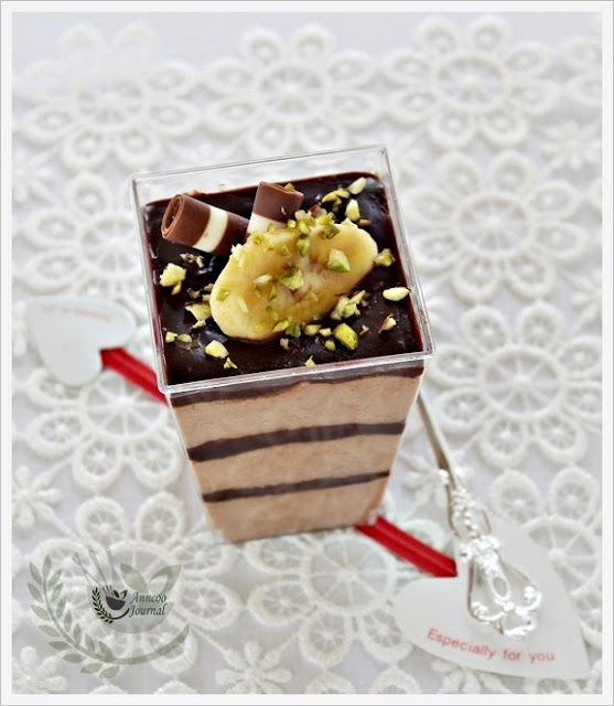 Banana Chocolate Mousse | Anncoo Journal - Come for Quick and Easy ...