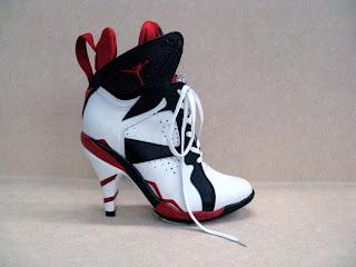 Jordan Heels For Women