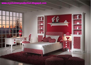 Love Bedroom For Girls