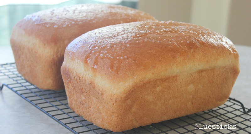 Amish White Bread – Gluesticks