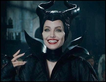 Angelina Jolie en 'Maléfica' (2014)
