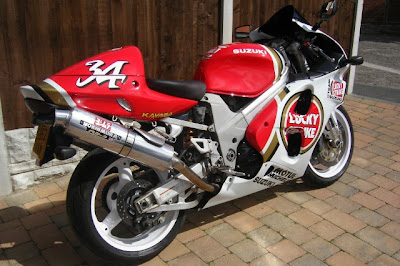 Suzuki TL1000R 1998-2003
