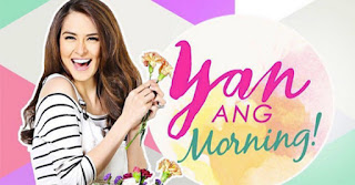 GMA Network never fails to offer all-out entertainment as it brighten up TV viewers' mornings with the launch of the newest talk-variety show, Yan Ang Morning!, hosted by no less […]
