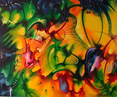 Pinturas Abstractas Modernas Al Oleo