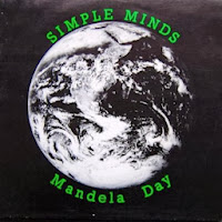 La Canción de la Semana, Nelson Mandela, Mandela Day, Simple Minds
