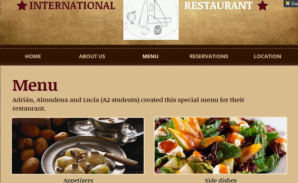 Creating our own restaurant sharing learning internation restaurant forumfinder Images