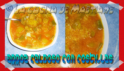 Arroz caldoso con costillas ARROZ+CALDOSO+CON+COSTILLAS