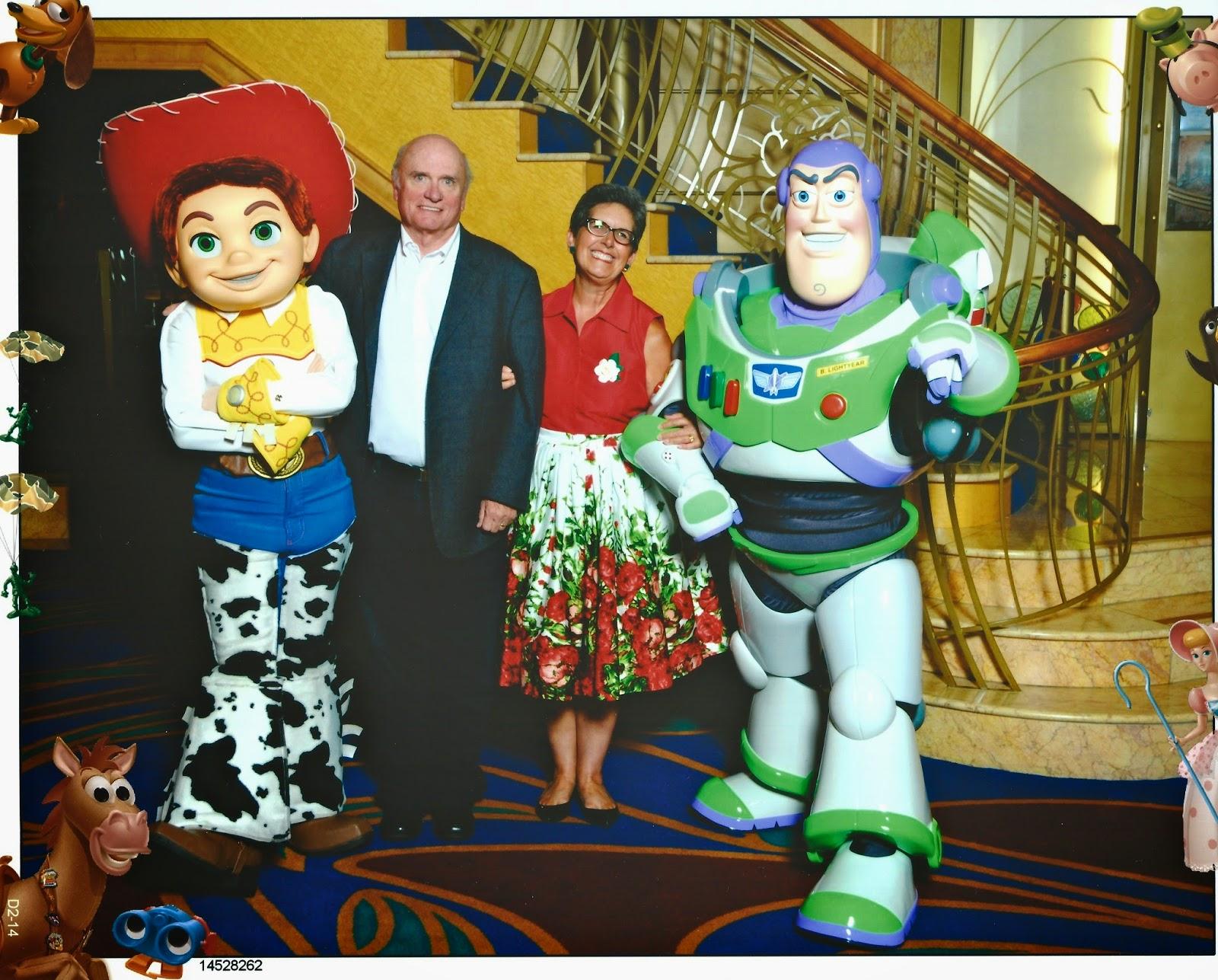 Culver City P O Disney Cruise To Alaska