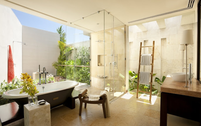 #5 Bathrooms Design Ideas