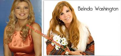 Terelu Campos y Belinda Washington