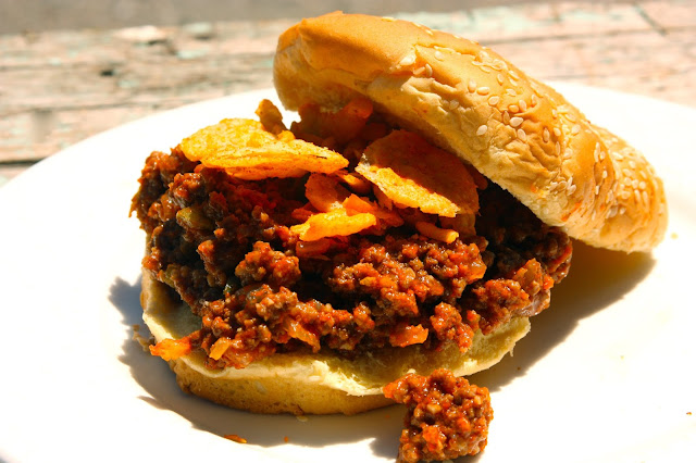 Pioneer Woman's Sloppy Joes