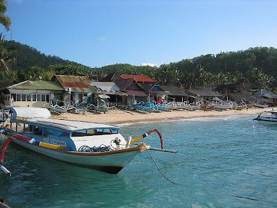 Padang Bai Boat