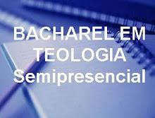 BACHAREL EM TEOLOGIA  SEMIPRESENCIAL