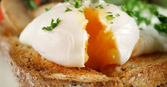 Recetas de cocina para novatos huevos escalfados o poch - Cocina para novatos ...