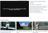 MIT - Courses - Free