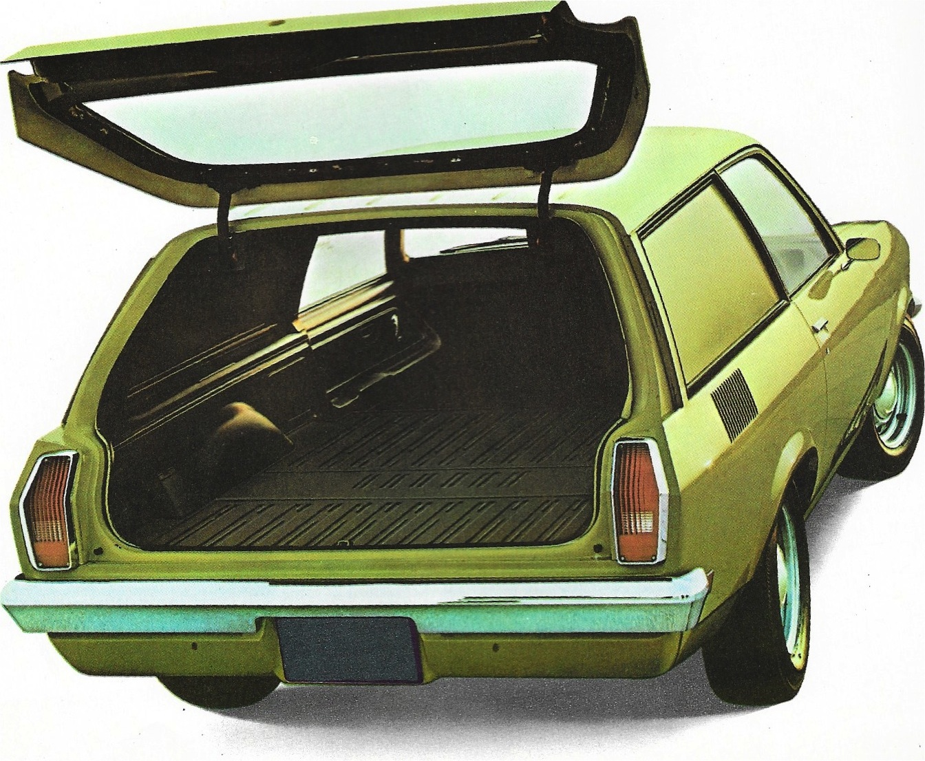 Old Cars Canada: 1971-1975 Chevrolet Vega Panel Express and the 1973 ...