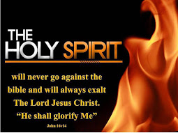 Holy Spirit come.