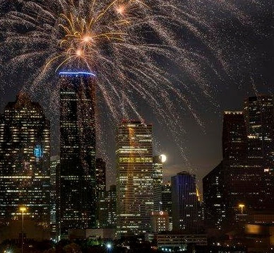 Americans celebrated 236 years of independence