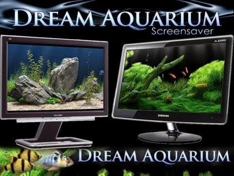 Screensaver Dream Aquarium