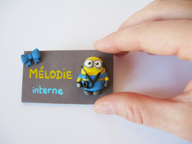 badge interne médecin médical