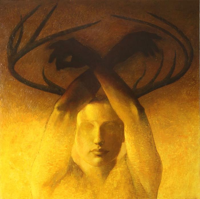 Laurie Kaplowitz | American pintor figurativo expresivo