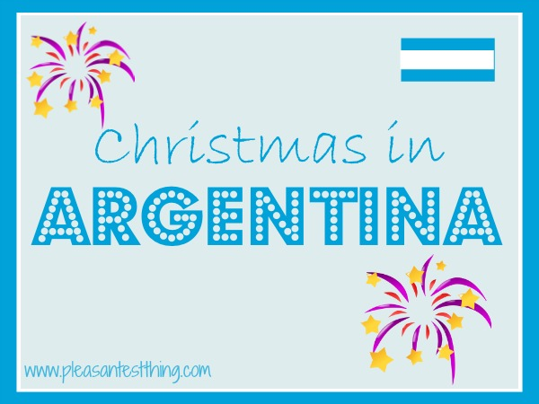 Christmas Around the World: Argentina - Simple Play Ideas