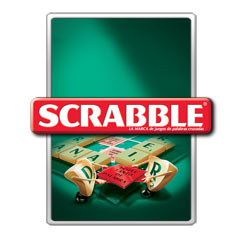 Scrabble Deluxe