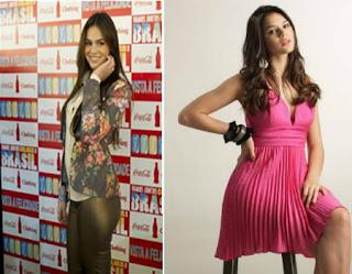 Bruna Marquezine disfruta de la Moda
