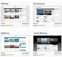 Tema Umum Blog WordPress Joomla Blogger dan Manfaatnya...