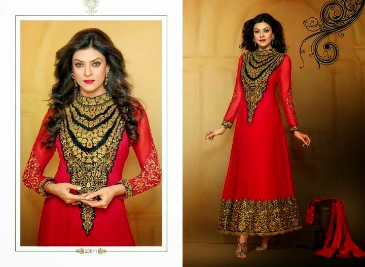 Sublime Eliza Luxury Anarkali Fashion