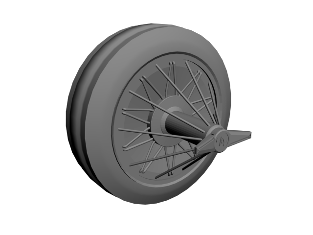 Fifth Wheel Continental Kit : Gofastproduktionz a little bit of spare time