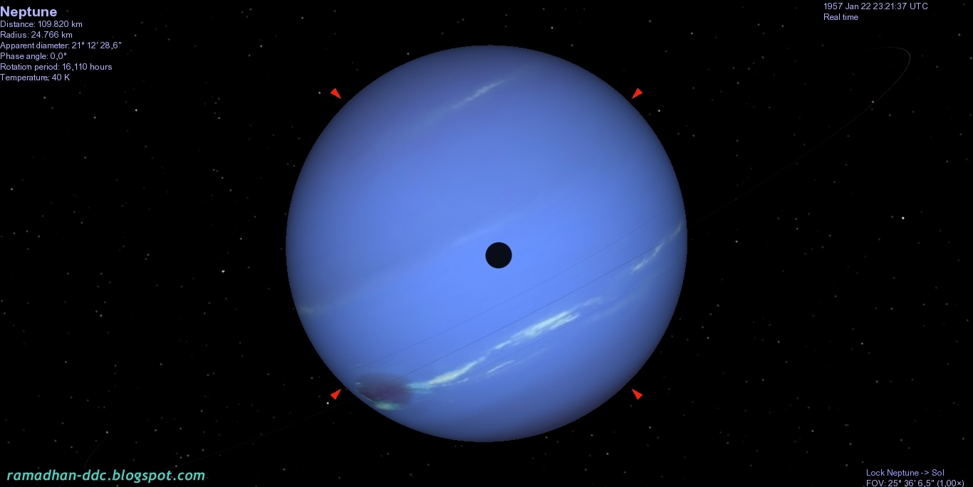 Planets - Zoom Astronomy - Enchanted Learning