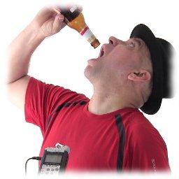 Lo bueno no se acaba nunca, 100 gotas más de una botella vacía, truco en el bar revelado