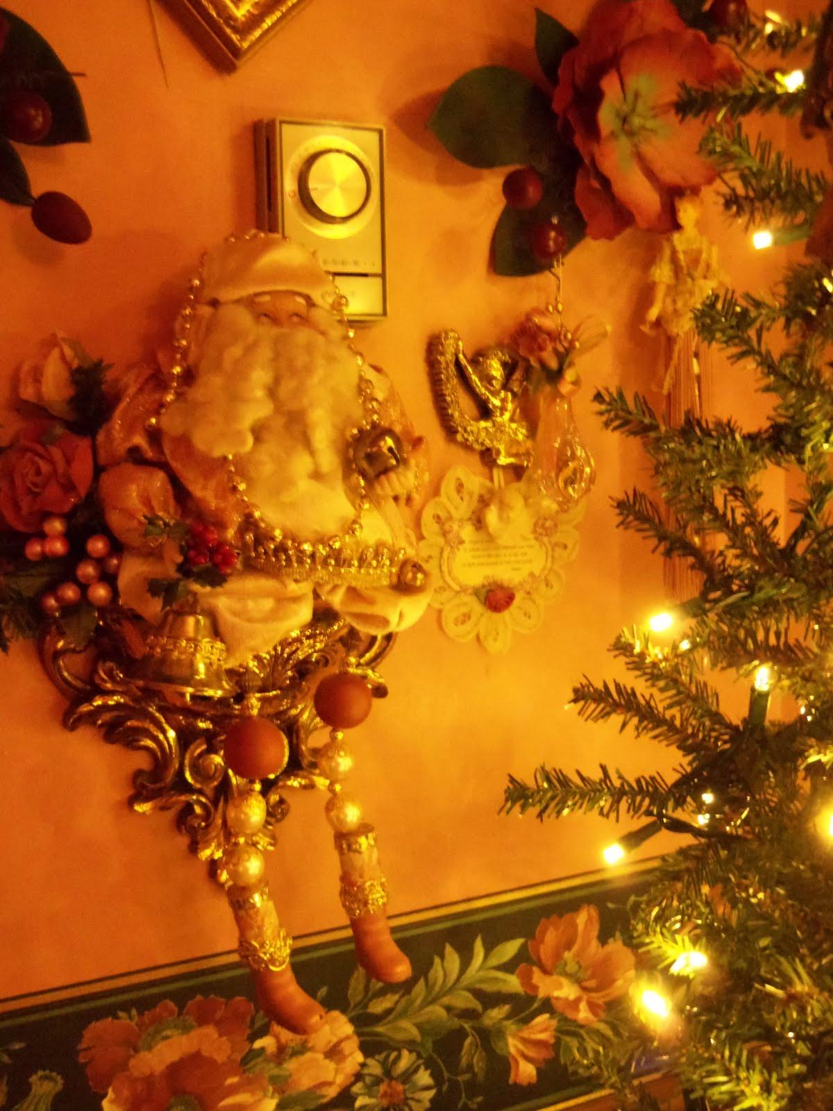 Small Fiberoptic Christmas Tree