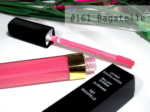 chanel bagatelle glossimer review