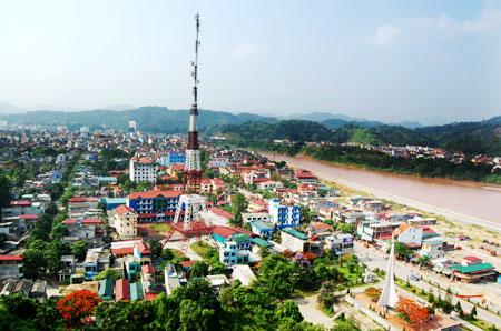 Thành Phố Lào Cai  - Cho thuê xe đi Lao Cai