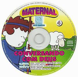 CD Conversando com Deus Meternal