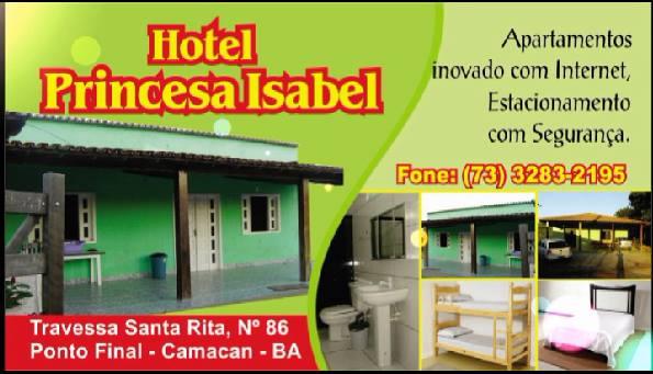 CAMACAN-PRINCESA ISABEL
